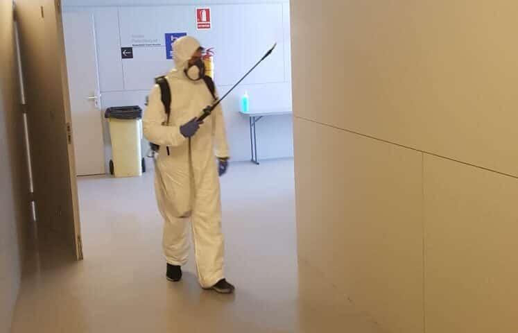 desinfecta fc barcelona